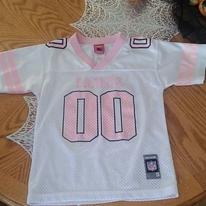 Breast cancer awareness eagles jersey